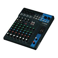 YAMAHA 10 channel mixing console MG10 from japan