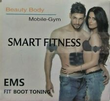 Beauty Body EMS Fit Boot Toning Abs Stimulator Smart Fitness Mobile-Gym - Woman