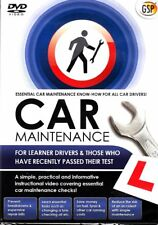 Car Maintenance for Learner Drivers & Those Who Have Recently Passed the Test (P