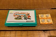 Vintage Nintendo Game & Watch Bomb Sweeper MultiScreen Handheld Game 1987 Tested