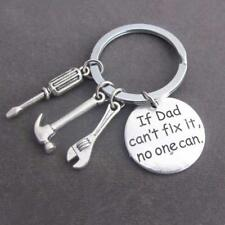 If Dad Can't Fix It No One Can Keyring Keychain