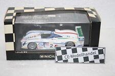 Audi R8 #2 LEMANS BIELA / Pirro / MCNISH 2005 MINICHAMPS 1:43