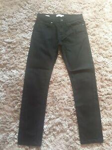 Topman Older Boys Skinny Stretch Jeans, Size 30 Short