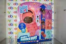Baby Alive Baby Grows Up Sweet - Sweet Blossom or Lovely Rosie Growing Doll NIB