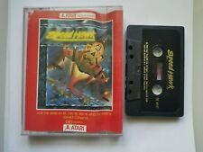 Velocidad Hawk Atari 65XE, 130 Xe, 800 XL, XE-Raro Juego!
