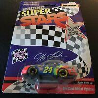 MATCHBOX 1993 RACING SUPER STARS DU PONT CAR #24 ~ JEFF GORDON ~ NEW