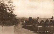 Knock near Langholm. Knock from the North.