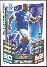 TOPPS MATCH ATTAX 2012-13- #072-EVERTON-VICTOR ANICHEBE