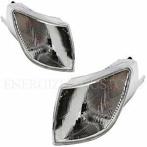 For Peugeot 306 1993 - 1997 Front Indicators Clear 1 Pair O/S And N/S