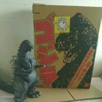 BANDAI Godzilla Monster Kaiju Big Size Real Soft Vinyl Figure Doll Rare Retro