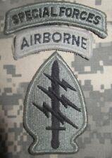 Set - Klett - ACU/Foliage - 3teilig - Special Forces Airborn -