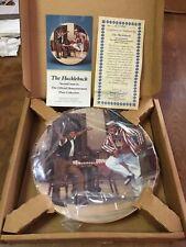 "Vintage Hamilton Official Honeymooners Collector Plate: ""The Hucklebuck�"