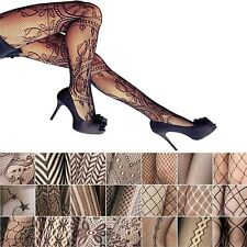 Pattern Hosiery Dancing Tights Crochet Jacquard Party New Fashion Pantyhose