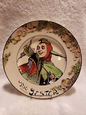 "Royal Doulton ""The Jester"" Plate"