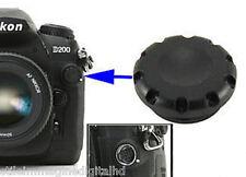 PROTEZIONE TAPPO Flash Sync Terminal Cap & 10-pin Remote Cover for Nikon Fuji