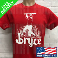 PHILADELPHIA PHILLIES BRYCE HARPER T-SHIRT SIZES S - 5XL
