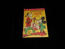 Les belles histoires Walt Disney 58 Bonne fête Minnie Colbert 1958