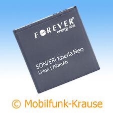 F. Batteria Sony Ericsson mk16/mk16i 1750mah agli ioni (ba700)