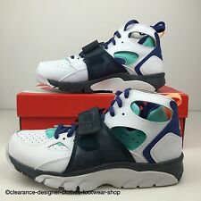 TRAINER HUARACHE TRAINERS MENS NIKE AIR Zapatos Clásicos Retro og UK 7 RRP £ 110