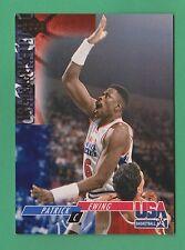 1993-94 Upper Deck SE Team USA Exchange Patrick Ewing Knicks #USA-4 (KCR)