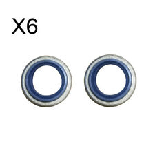 6sets Oil Seal Compatible With Husqvarna Partner K750 K760 Concrete Cut Off Saw