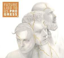 FUTURE LIED TO US - PROGRESS EP   CD NEUF