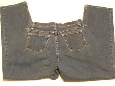 "LEE RIDERS Relaxed Blue Jeans - Size 8 Petite - 29-30"" x 28"""