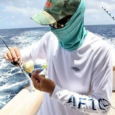 AFTCO Samurai Sun Protection UPF 50 Fishing Shirt--Pick Color/Size-Free Shipping