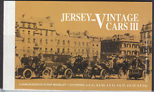 Elizabeth II (1952-Now) Cars Jersey Regional Stamp Issues