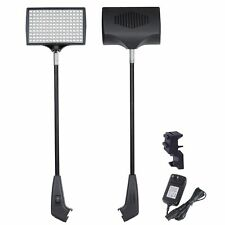 2PCS Pack LED Light Pop Up Trade Show Booth Exhibit Backdrop Display 160 LED 12W