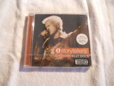 Billy Idol 'Storytellers' 2001 CD Capitol Records Printed IN USA New Sealed