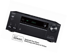 Onkyo TX-NR686 7.2 Channel THX Certified Network A/V Receiver Black, Dolby Atmos