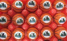 (15) MINNESOTA TIMBERWOLVES BASKETBALL NBA LOGO GOLF BALLS