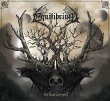 Equilibrium - Erdentempel CD 2014 folk viking metal Germany Nuclear Blast press