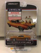 Greenlight * 1973 AMC Trans Am Victory Javelin * Hobby Only * N127