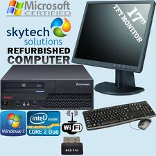 """PC de bureau Lenovo 17"""""""