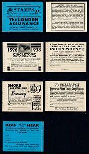 "1938 KGVI Dark Colours 2s Blue ""Exploded"" Booklet No. 431 SG Spec BD12"