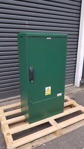 GRP Electric Enclosure, Kiosk, Cabinet, Meter Box, Housing (W530, H1064, D320)mm