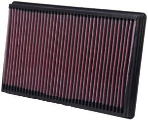 K&N 33-2247 Drop-In Replacement Air Filter 2003-2018 Dodge Ram 2500-5500 Gas