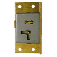 AS6553 Lock 75 mm BLK Ka ASEC Nº 155 1 levier droit CUP