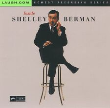 SHELLEY BERMAN - 4 CD CLASSIC RECORDING BRAND NEW  GIFT SET