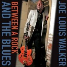 JOE LOUIS WALKER - BETWEEN A ROCK AND THE BLUES  CD NEW+