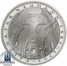 Deutschland 5 DM Silber 1978 Stempelglanz Balthasar Neumann in Münzkapsel