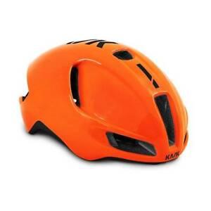 Kask Utopia Helmet - Orange/Black - 62