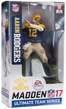Aaron Rodgers (Green Bay Packers) Madden NFL 17 Ultimate Team Series 2 McFarlane