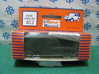 Dodge Ambulanz - H0 Roco Minitank N°412