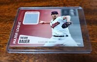 TREVOR BAUER RELIC JERSEY 2019 TOPPS UPDATE MAJOR LEAGUE MATERIAL #MLM-TB