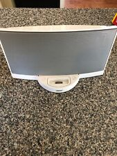 Bose SoundDock Series 1 Digital Music System White Speaker with Power Cable
