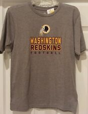 Washington Redskins Official NFL Gray T-Shirt Youth Size Large 14/16 NWT NEW