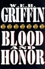 Blood and Honor (G K Hall Large Print Book Series)
